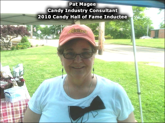 Pat Magee - 2010 Candy Hall of Fame Inductee